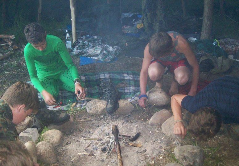 Waldscout Camp 032