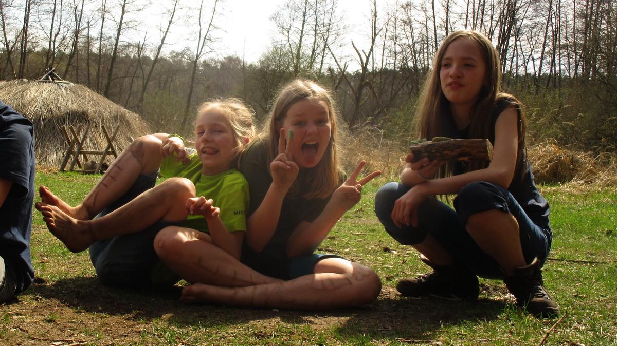 Mondcamp – Mädels unter sich
